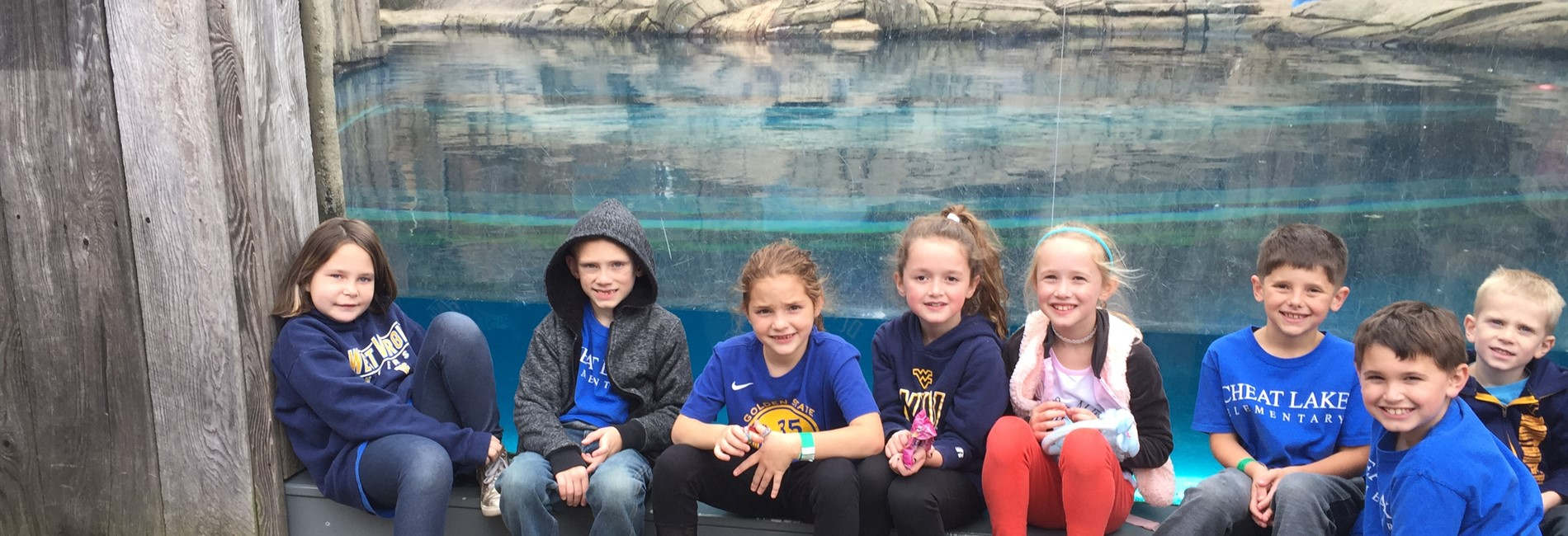 Mrs Wise's Class At the Zoo!